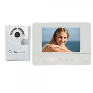 COLOUR VIDEO DOOR PHONE KIT