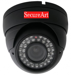 secure art ir dome