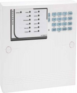 Securico Octopus Hybrid control Panel
