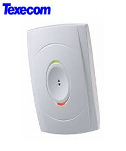 TEXECOM glass Break Detector